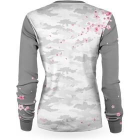 Loose Riders Sakura LS Jersey Women grey